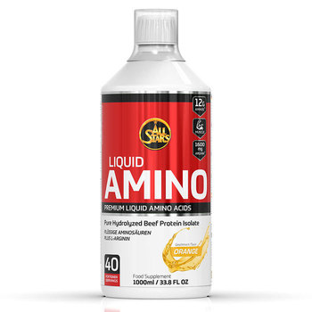 All Stars Amino Pro Liquid 1000ml Flasche