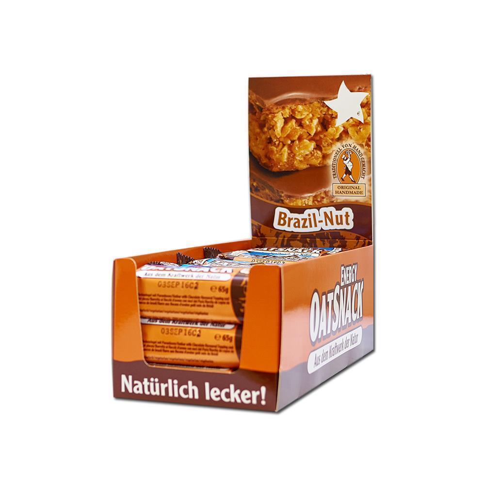 8239a83d7f Davina Oat Snack 65g Riegel, Karton 15 Riegel Banana-Bread. X