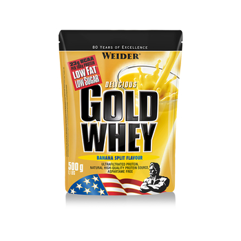 Weider Delicious Gold Whey 500g Beutel