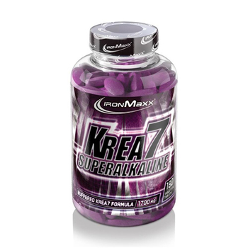 IronMaxx Krea7 Superalkaline 180 Tabletten