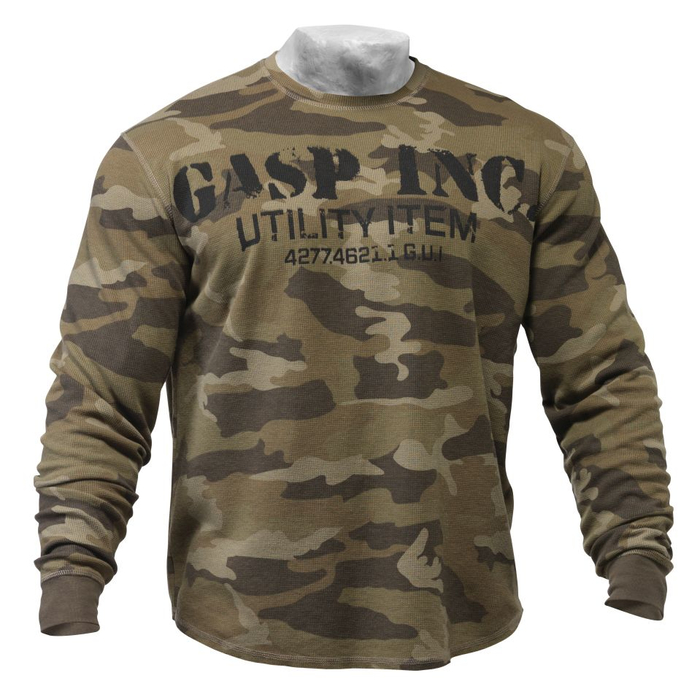GASP Thermal Gym Sweater (220591)
