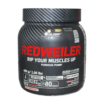 Olimp Redweiler 480g Powder