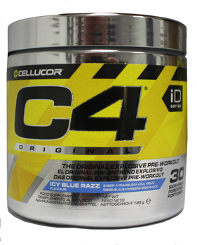 Cellucor C4 Original 30 Portionen 195g Dose