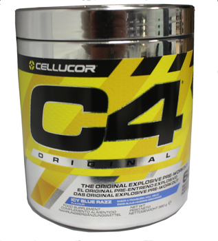 Cellucor C4 Original 60 Portionen 390g Dose