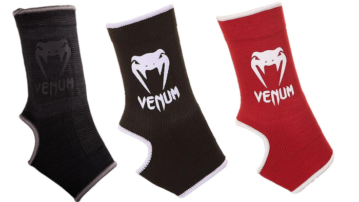 Venum Ankle Support Guard Muay Thai / Kick Boxing