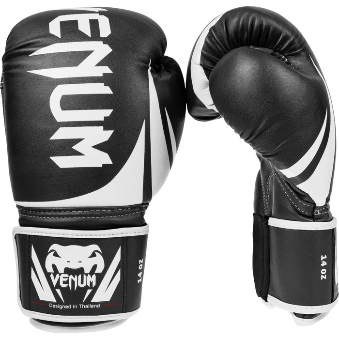 Venum Challenger Boxing Gloves 2.0 Black EU-VENUM-0661