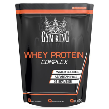 Gym King Whey Protein 1000g Beutel
