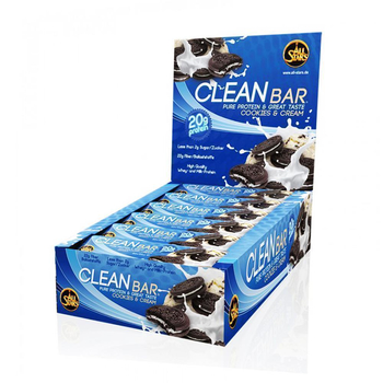 All Stars Clean Bar 18 x 60g Riegel
