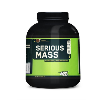 Optimum Serious Mass 2727g