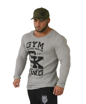 Gym King Long Shaped Thermo Longsleeve
