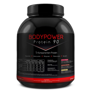 Body Power Protein 90 2kg Dose