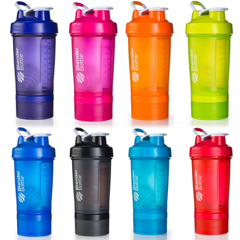 Blender Bottle ProStak Full Color Shaker 650ml