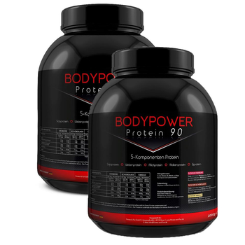 Body Power Protein 90 2 x 2kg Dose