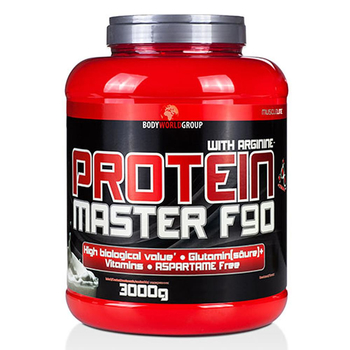 Bodyworldgroup BWG Muscle Line Protein Master F90 3000g Dose