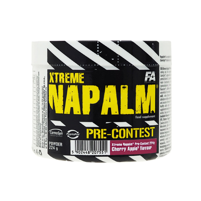 Fitness Authority Xtreme Napalm PreContest 224g
