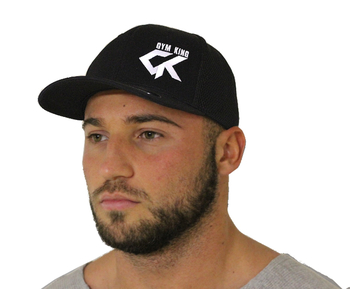 Gym King Flexfit Tactel Mesh Cap