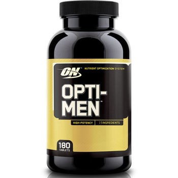 Optimum Nutrition Opti-Men 180 Tabletten Dose