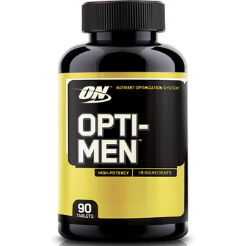 Optimum Nutrition Opti-Men 90 Tabletten Dose