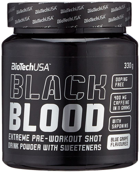 Biotech Black Blood Booster 300g