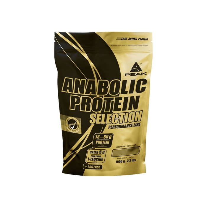 Peak Anabolic Protein Selection 1000g Beutel