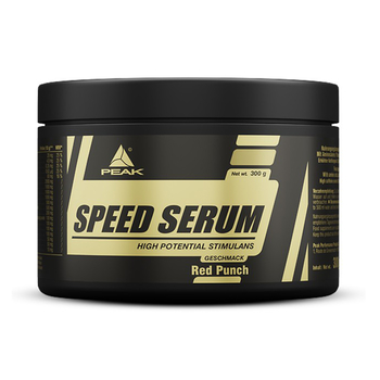 PEAK Speed Serum 300g Dose