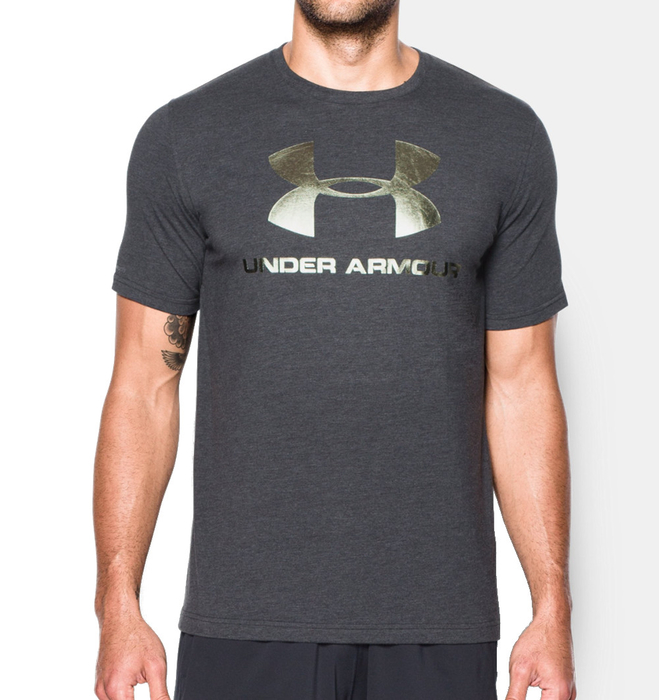 Under Armour CC Sportstyle Logo T-Shirt (1257615)