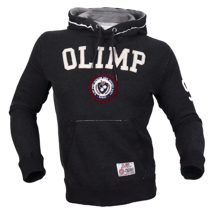 Olimp Live & Fight Mens Hoodie HERITAGE
