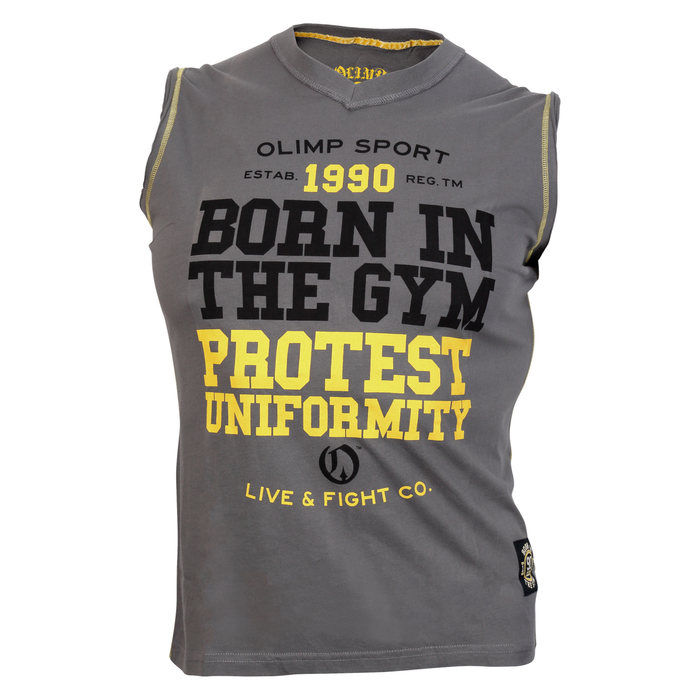 Olimp Live & Fight Mens Muscle T PROTEST