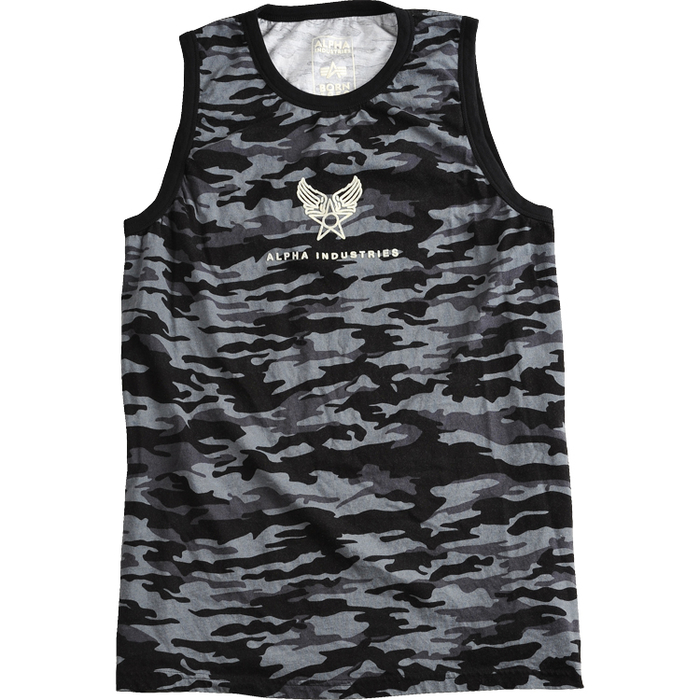 Alpha Industries Camo Tank