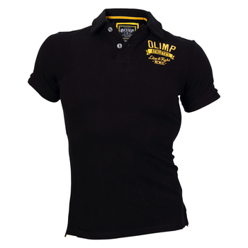 Olimp Live & Fight Mens Polo NINETY