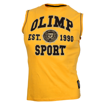 Olimp Live & Fight Mens Muscle T CHAMPION