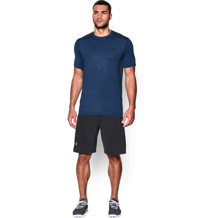 Under Armour Mens Raid Tee - petrol blue
