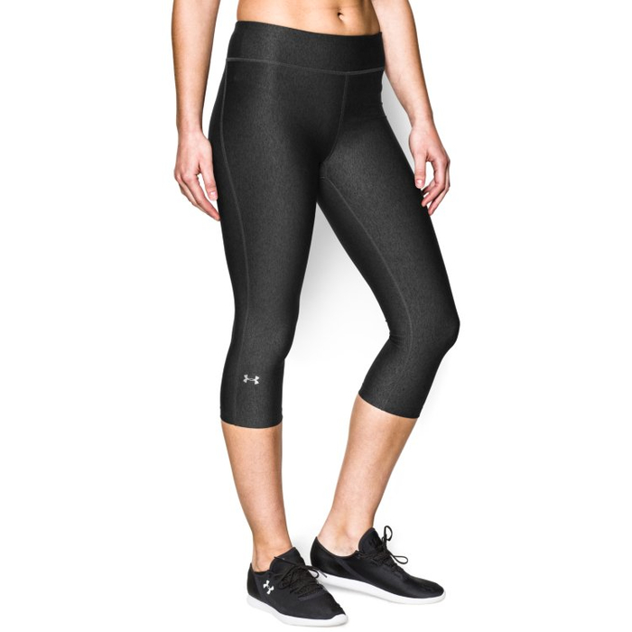 Under Armour HeatGear Armour Capri - grey