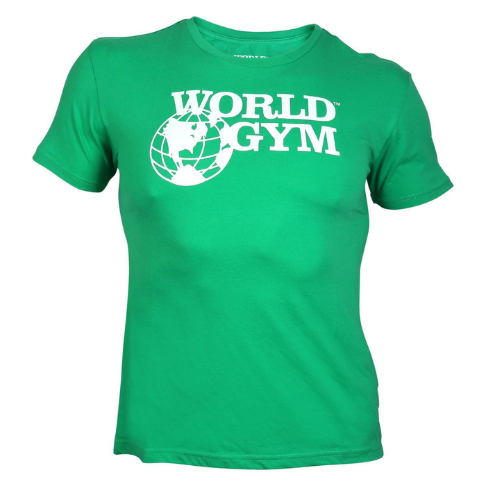 World Gym Basic T-Shirt green