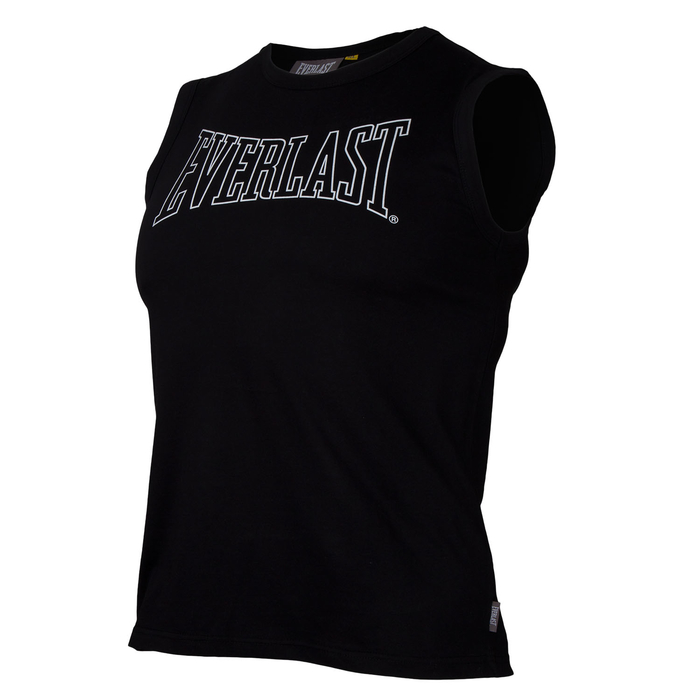 Everlast Sleeveless Shirt Schwarz
