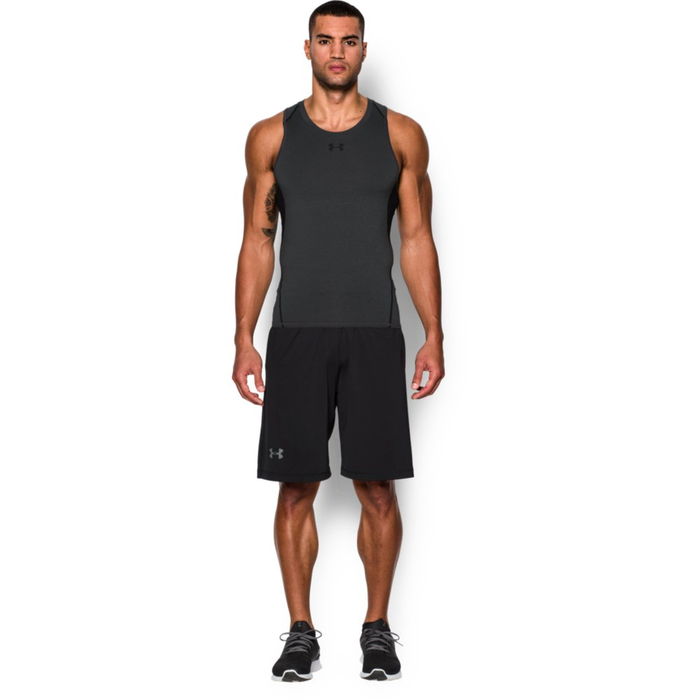Under Armour Compression Tank - charcoal