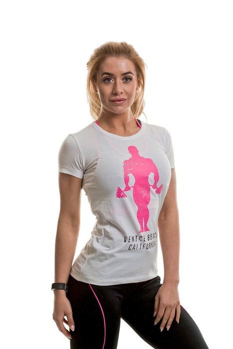 Golds Gym Ladies Fitted T