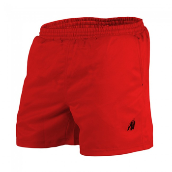 Gorilla Wear Miami Shorts red