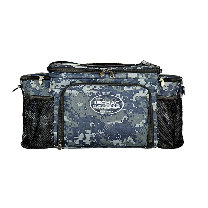 Isolator Fitness Case 6 Meal Isobag - navy