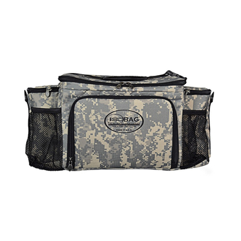 Isolator Fitness Case 6 Meal Isobag - army
