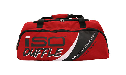 Isolator Fitness Isoduffel - red