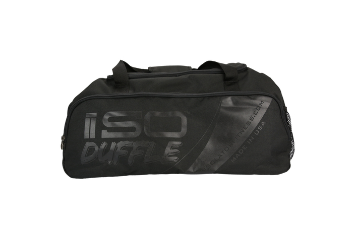 Isolator Fitness Isoduffel - blackout