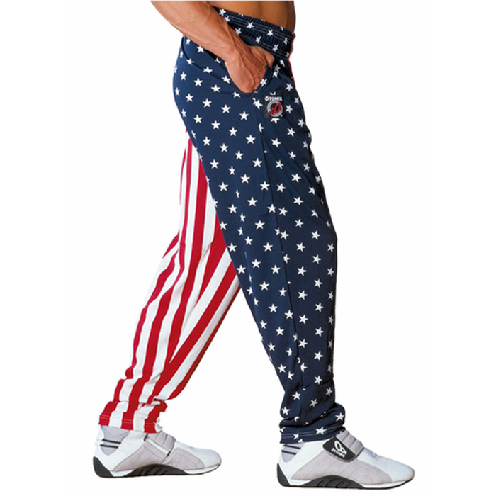 Otomix Workout Pants American Flag Baggy Pant