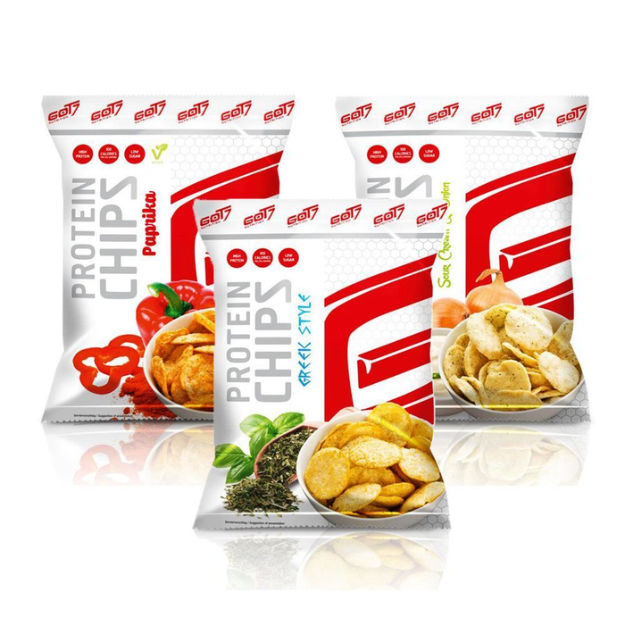 GOT7 Protein Chips 50g 6er Pack (300g) 1 Karton