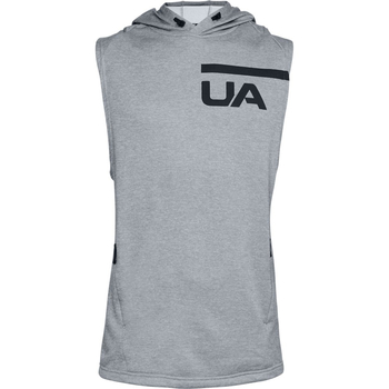 Under Armour MK-1 Terry Sleeveless Hoodie