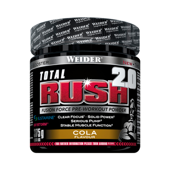 Weider Total Rush 375g 2.0 Dose
