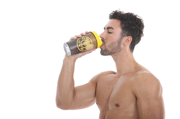 Golds Gym Shaker Bottle Flasche