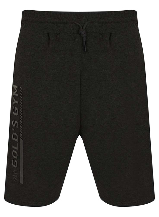 Golds Gym Embossed Short Black