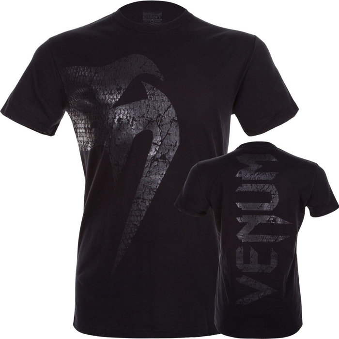 Venum Giant T-Shirt Matte/Black