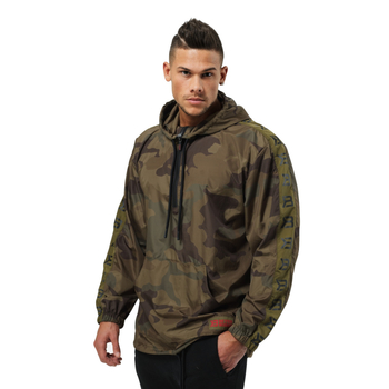 Better Bodies Harlem Jacket Camo (Restposten)